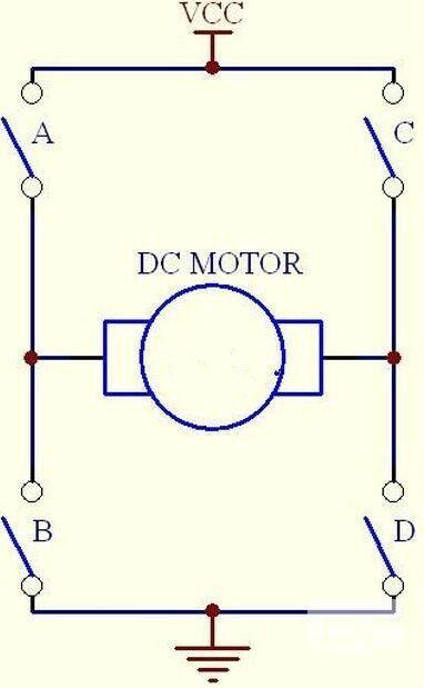 H桥MOG管驱动电路