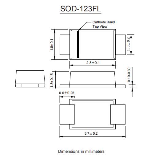 SS310二极管参数