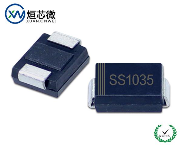 SS1035二极管参数