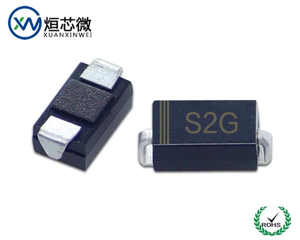 S2G二极管参数