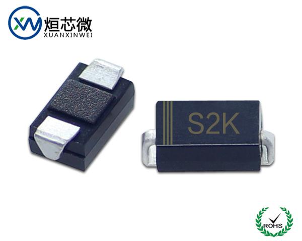 S2K二极管参数