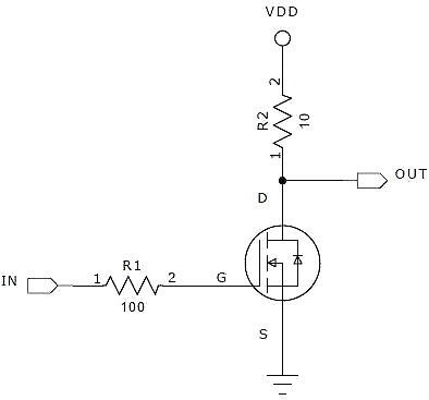 大小功率MOS管