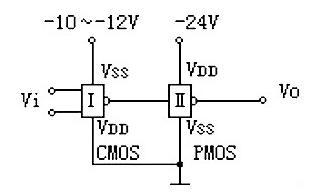 P型MOS管