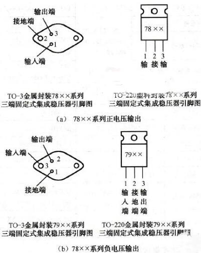 1117三端稳压器