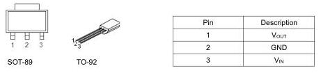 78L05规格书PDF