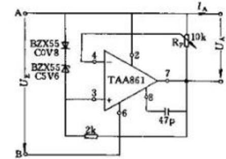 稳压电源电路图