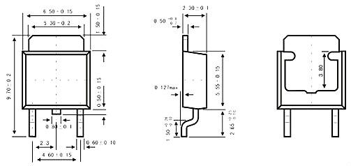 mos管封装TO-252