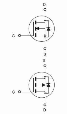 场效应管开关电路图