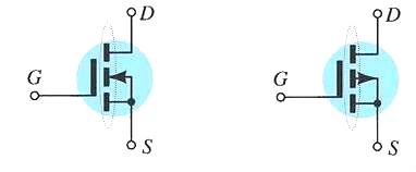 mos管如何控制电流方向