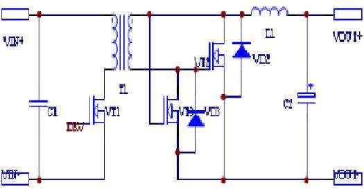 大电流同步整流原理