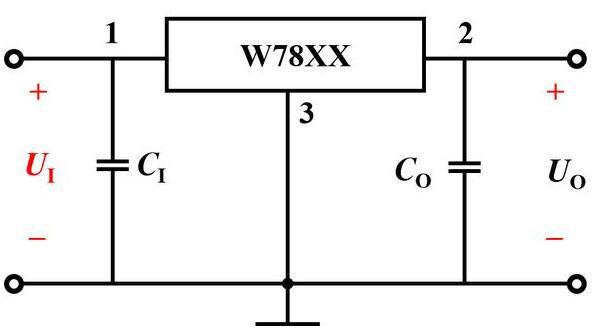 三端稳压管,直流稳压电源