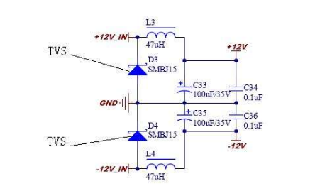 二极管电路符号
