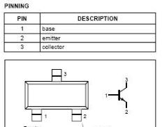 8050三极管管脚怎么区分
