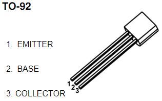 8050引脚图正确区分引脚
