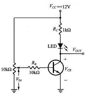 三极管的开关作用图解