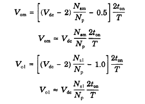 全桥拓扑基本的工作原理