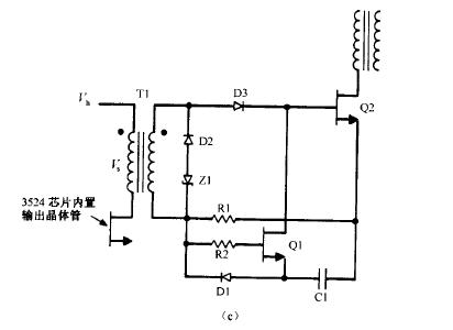 驱动双极型晶体管的电路