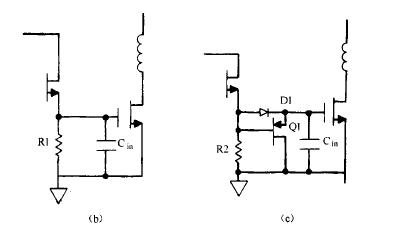 晶体管的驱动MOSFET管