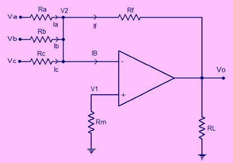 放大器电路图