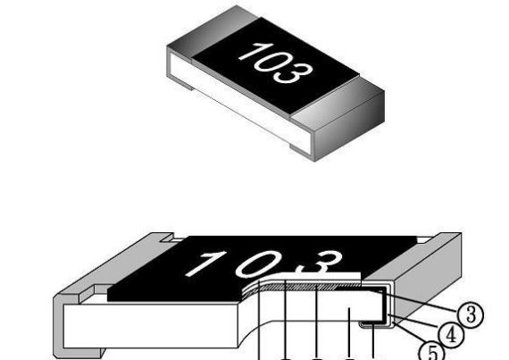 贴片薄膜电阻
