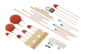 NTC与PTC热敏电阻