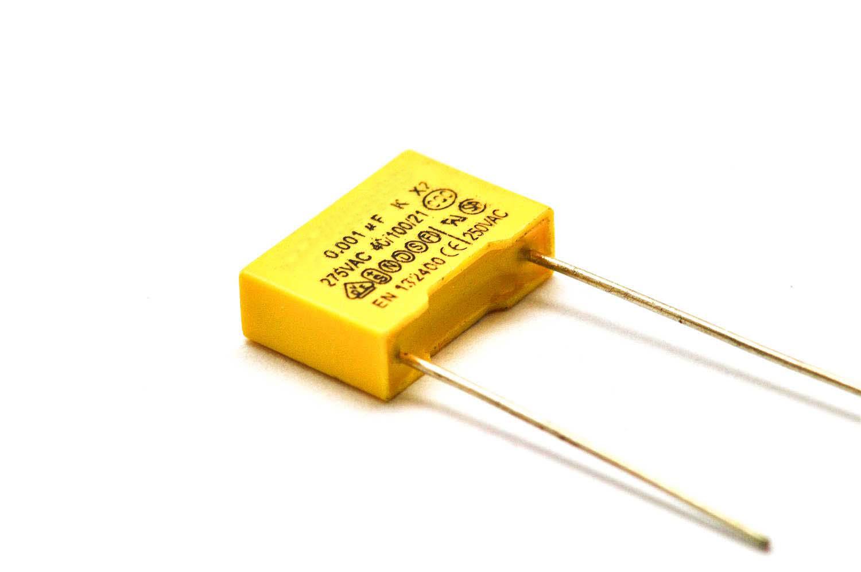 电解电容与普通电容的区别