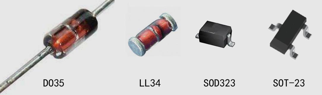 1N4148开关二极管
