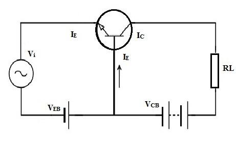 晶体管作为放大器