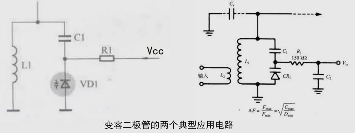 变容二极管
