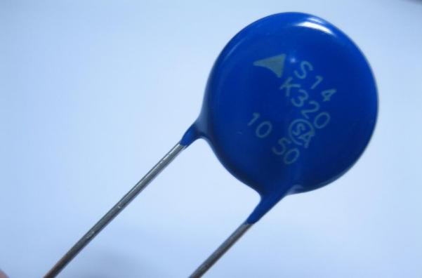 压敏电阻的工作原理