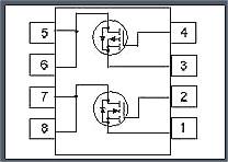焊接场效应管