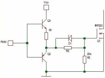 锂电池保护电路