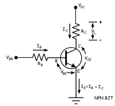 BJT,晶体管