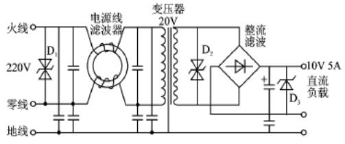 瞬态抑制二极管和稳压二极管区别